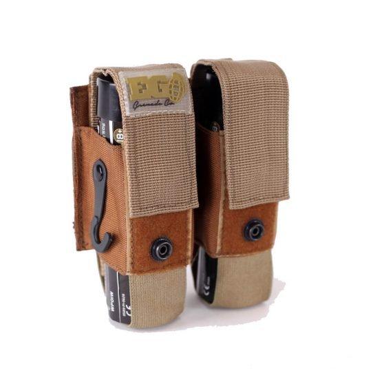 Tasche für 2 Rauchgranaten WP40 von EnolaGaye