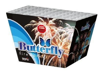 TB120 - Butterfly F3 Feuerwerk
