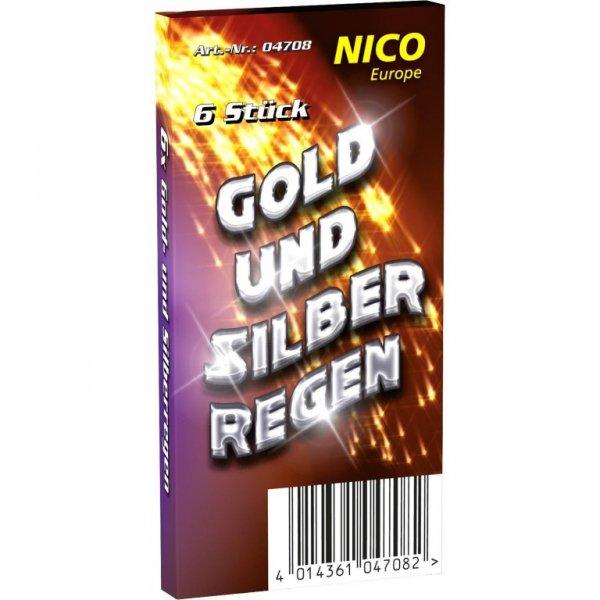Nico Gold und Silberregen
