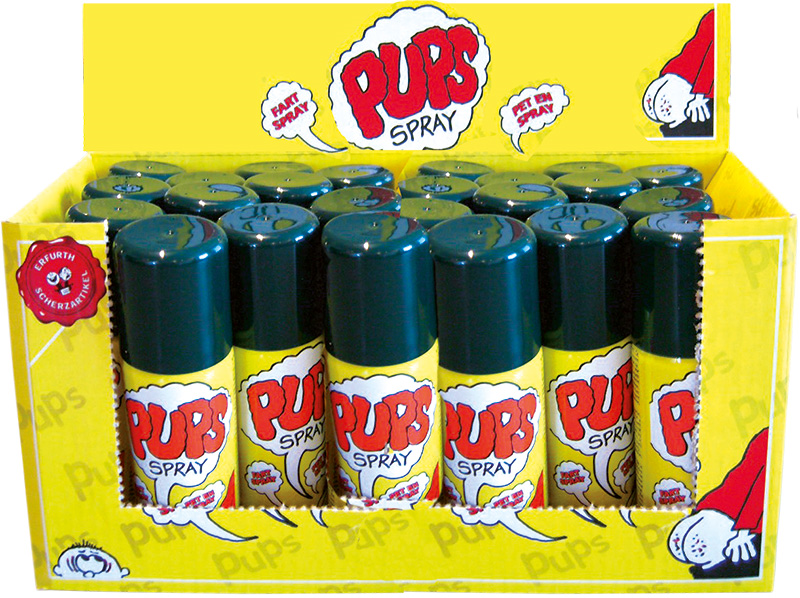Pupsspray