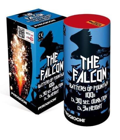 The Falcon - Prachtvolle Fontänen aus Italien
