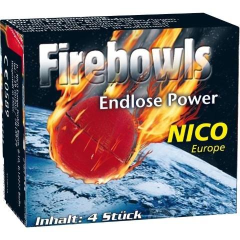 Fireballs - Knatterbälle