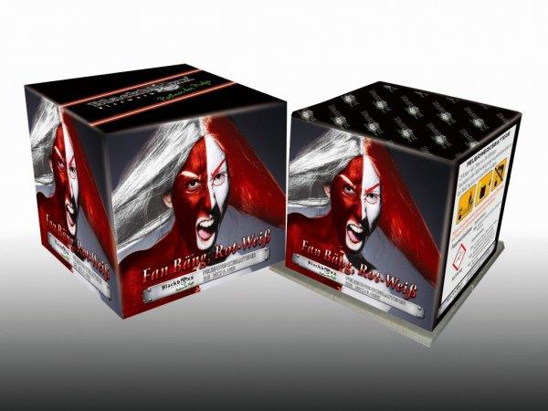 Pyrolager.de - Blackboxx Fan Bäng Rot Weiß