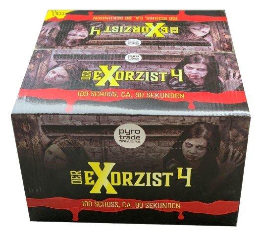 Exorzist 4 - XXL Feuerwerk von Pyrotrade