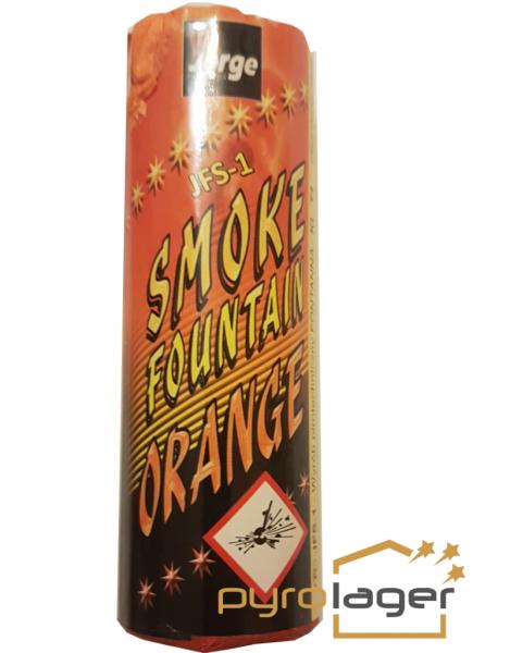 Rauchfontäne - JFS-1 - Orange