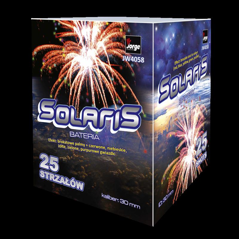 Solaris von Jorge im pyrolager.de