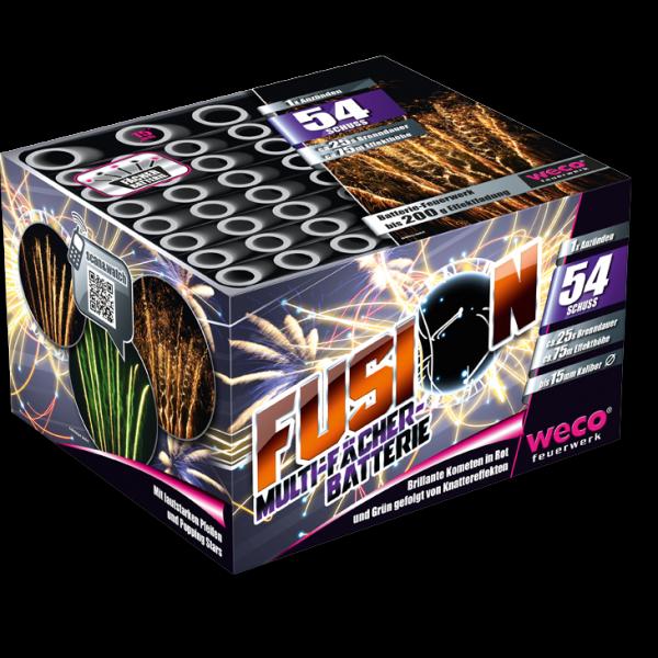 Fusion von Weco Feuerwerk