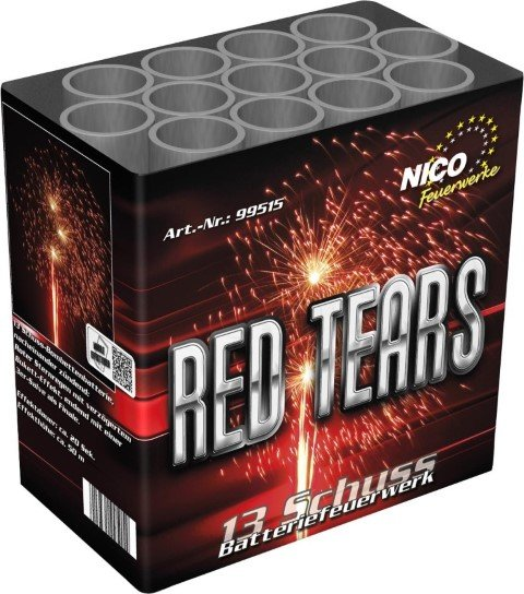 Nico Red Tears im Pyrolager.de