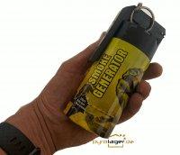 TXF932-3 Rauchgranate in gelb