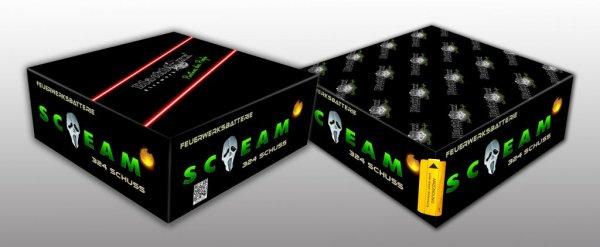 Pyrolager.de - Blackboxx Scream Pfeiffenbatterie