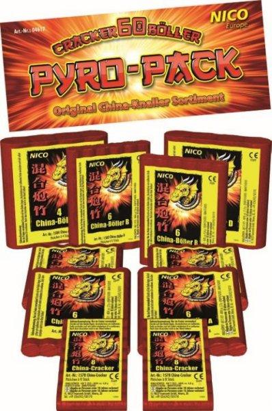 Pyro-Pack Knallertüte