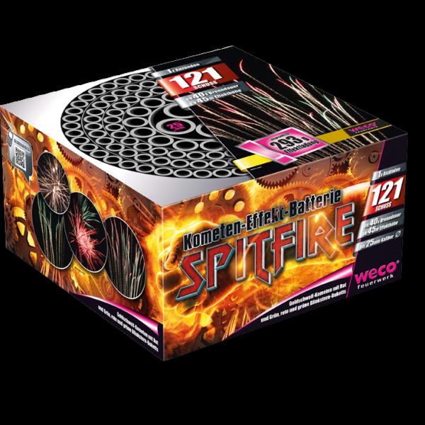 Spitfire von Weco Feuerwerk