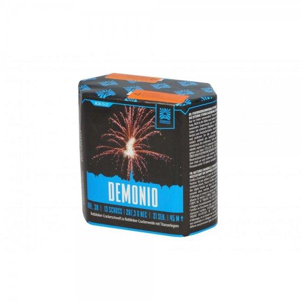 Demonio - 13 Schüsser von Argento Feuerwerk