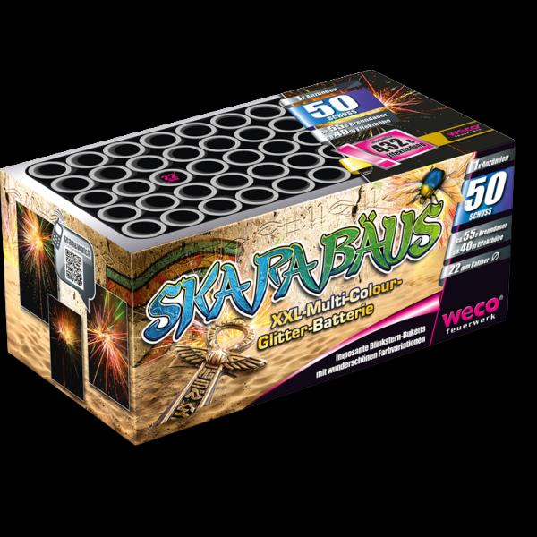 Skarabäus 50 Schuss Batterie von Weco