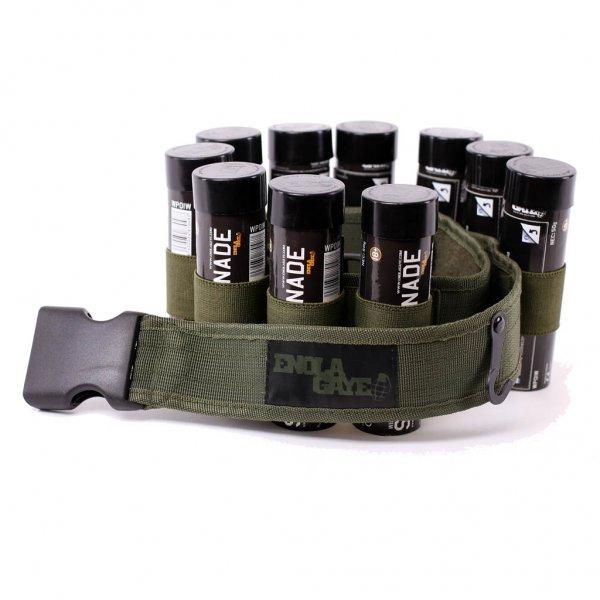 Gürtel für 10 Rauchgranaten Typ WP40 von Enola Gaye