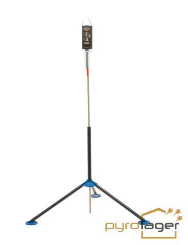 Pyrolager.de - Raketen Startrampoe