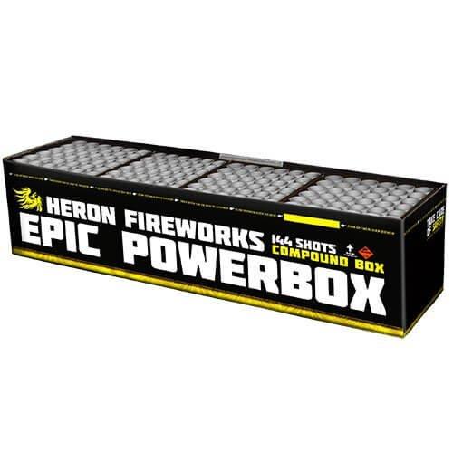 Epic - XXL Feuerwerk von Heron