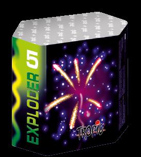 F3 Feuerwerk Exploder 5 - TB44