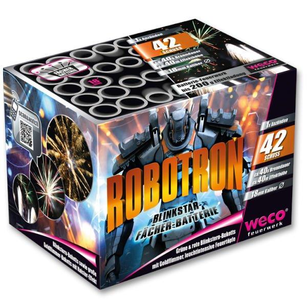 Robotron von Weco Feuerwerk