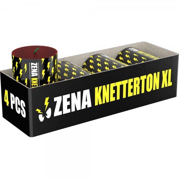4 dicke Crackling Fässer - Knetterton XL von Zena