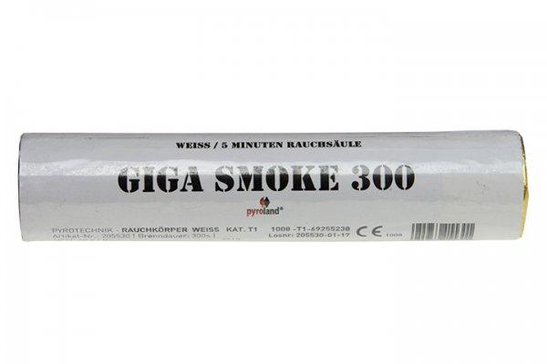 Giga Smoke 300 - Rauchtopf mit 5 MInuten Brenndauer - Pyrolager.de