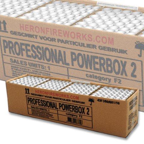 Professional Powerbox 2 - XXL Feuewerk im Pyrolager.de