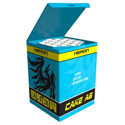Pyrolager.de - HERON Cake A6