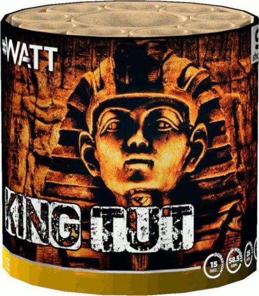 King Tut - günstiges 9 Schuss Feuerwerk der #Watt Reihe