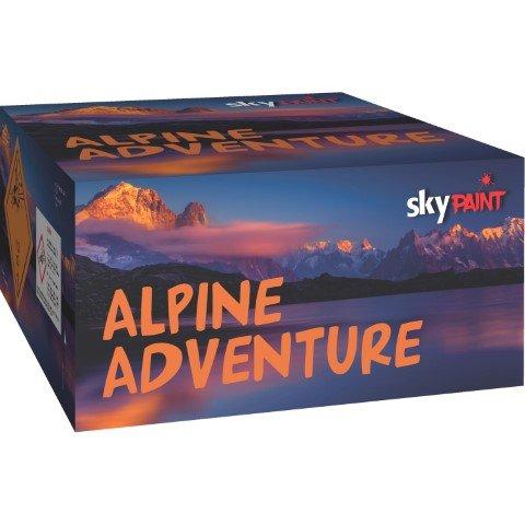 Alpine Adventure - VIP Feuerwerk