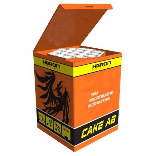 Pyrolager.de - Heron Cake A8