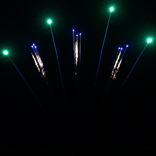 BF42s-2507 F3 Feuerwerk Tropic