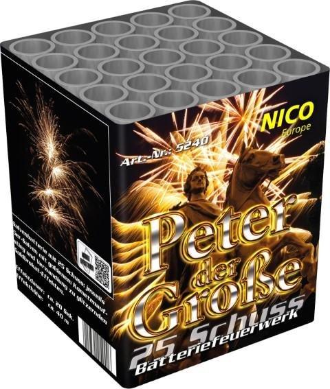 Nico Peter der Große im Pyrolager.de