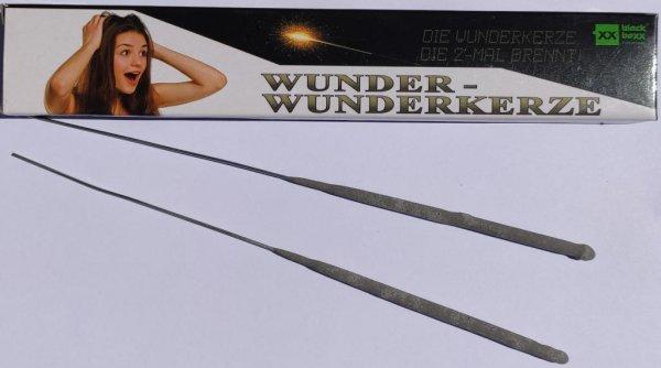 wunder - wunderkerze