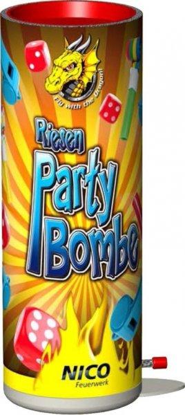 Riesen Party Bombe von Nico Feuerwerk
