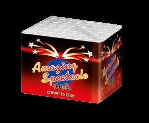 TB46 Amazin Spectacle von Tropic Feuerwerk aus Polen