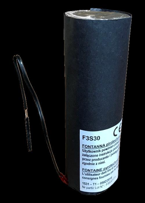F3S30 Silberfontäne von Tropic