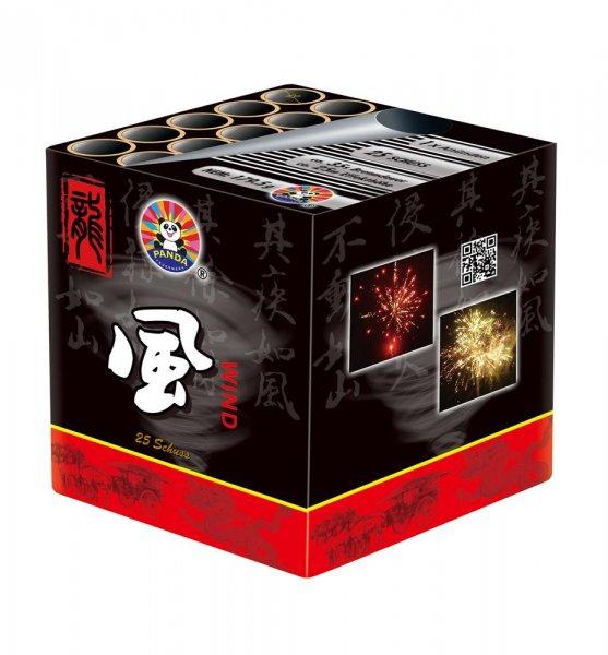 Wind - Panda Feuerwerk