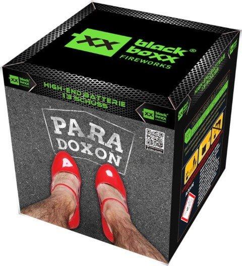 Paradoxon 13 schüsser von Blackboxx