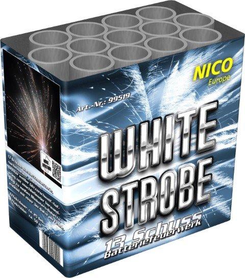 Nico White Strobe im Pyrolager.de