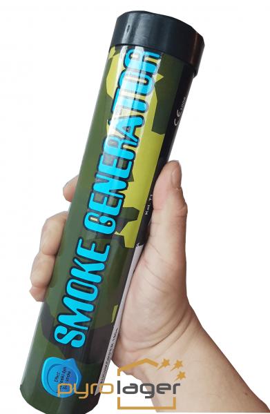 TXF931 - XXL Rauchgranate in Blau