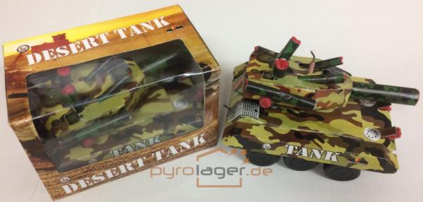 Desert Tank von Lesli
