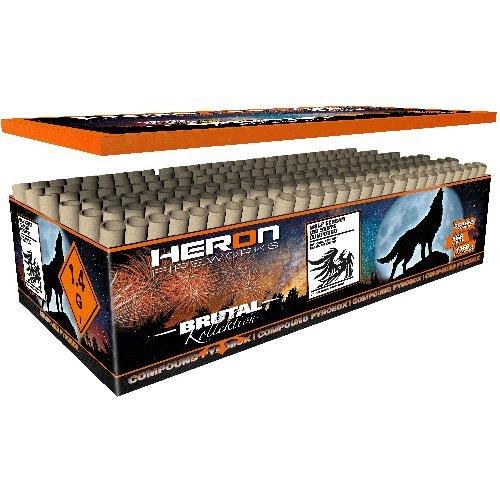 Wolf Scream - Großes Verbundfeuerwerk von Heron