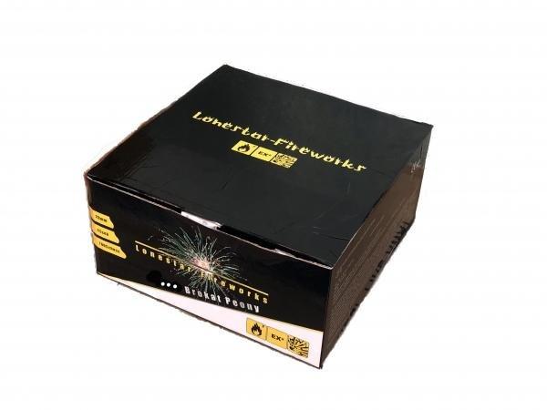 LS-F2-100-05 - 100 Schuss Brokat mit Blinkern