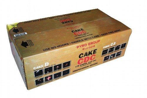 Cake CDC - VIP Feuerwerksverbund