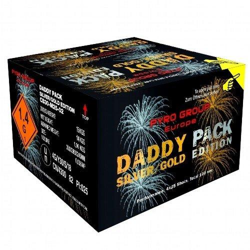 Daddy Pack 25 Gold und Silber Edition