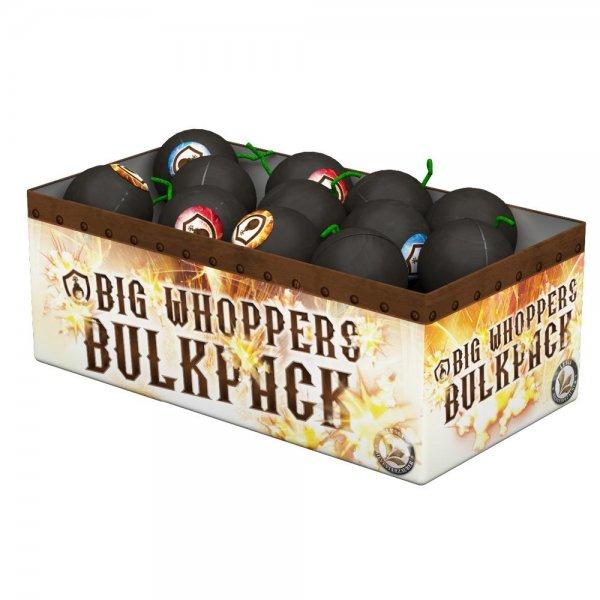 Big whoppers Bulkpack - 25 crackling bomben