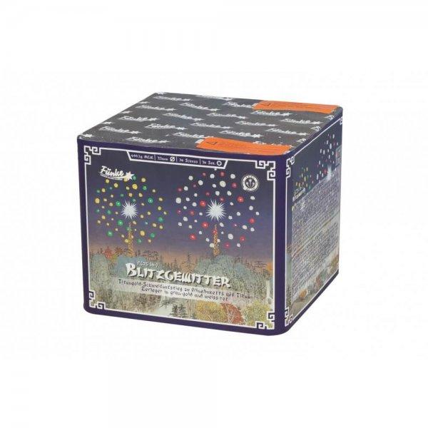 Blitzgewitter - Batteriefeuerwerk von Funke