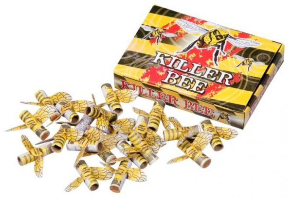 20 der beliebten Bienen in F2 Zulassung - Killer Bee von Vulcan
