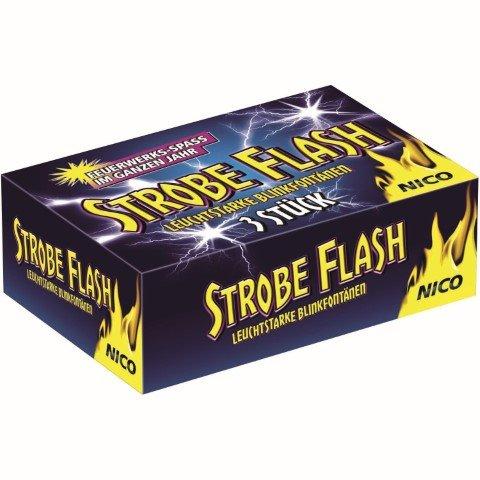 Strobe Flash F1 Fontänen