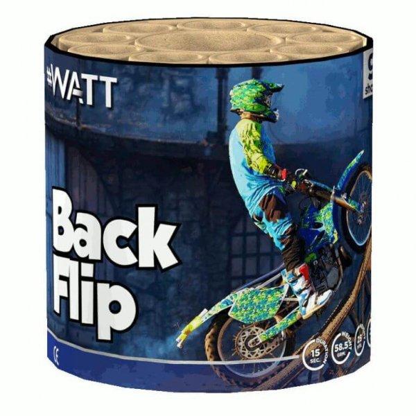 Backflip - günstiges 9 Schuss Feuerwerk der #Watt Reihe
